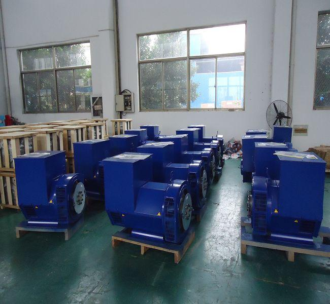 Copy Stamford Diesel AC Generator 30kw 30kva For Cummins