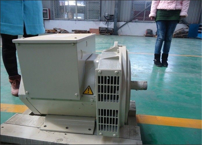 80kw 80kva Effeciency Single Phase AC Generator Self Excited Alternator