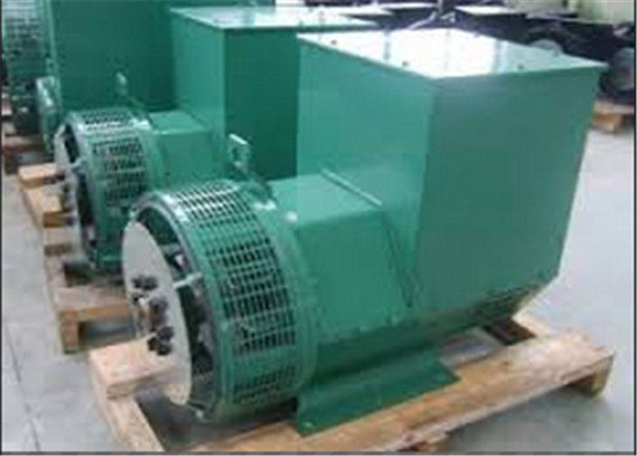 Green Stamford Type Dynamo Magnetic Generator 3 Phase 15kw / 18kw
