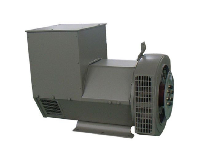 170KW 60HZ IP23 Permanent Magnet Diesel Single Phase AC Generator 12 / 6 Wire