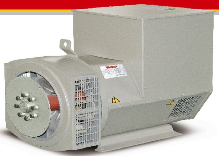 Stamford Copy 80 kva Brushless AC Generators From 110v - 240v With 2 / 3 Pitch