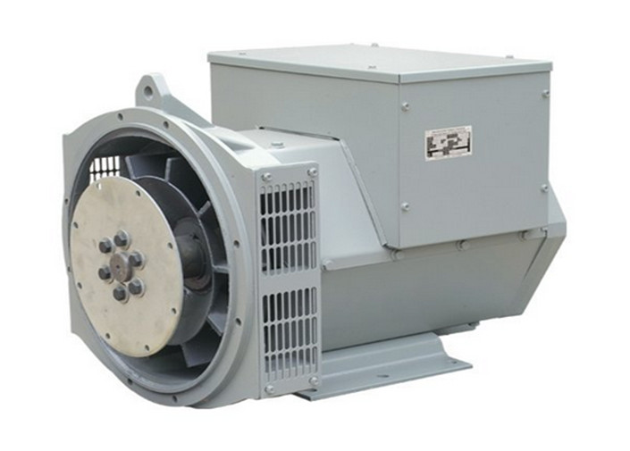 Small Electric Generator : Kw electric brushless exciter generator small rpm