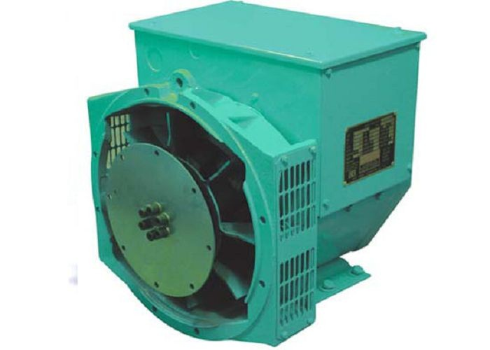Three Phase Brushless Synchronous Alternator
