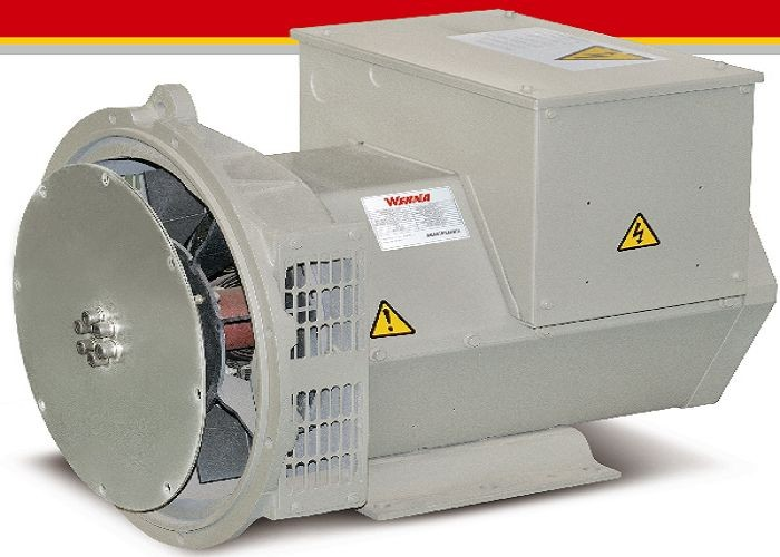Brushless Single Phase AC Generator