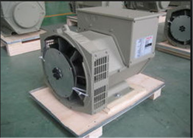 China 91kw 114kva Double Bearing 3 Phase Alternator , Two Time Vacuum Impregnation Dipping distributor