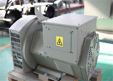 China 12kw 15kva Brushless AC Generator With 2 / 3 Pitch Perkins Generator Set Use distributor