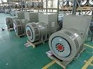 China 50HZ Single Bearing Alternator IP23 Class H Factor Ranges From 0.8 To 1 distributor