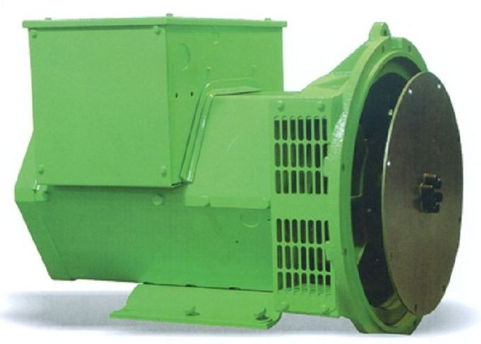 Synchronous 200kw 3 Phase Double Bearing Alternator With CE / ISO9001